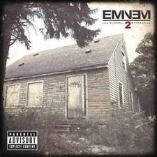The Marshall Mathers LP2 [Deluxe Edition] [PA] [Digipak] by Eminem (CD, Nov-2013, 2 Discs, Interscope (USA))