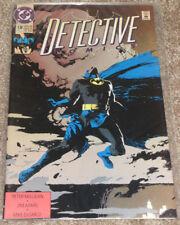 Detective Comics #638 [VF]  DC Comics, 1991.