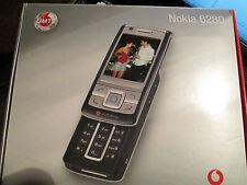 Nokia 6280 OVP RM 78 tappi per le orecchie caricatrici dati SUPER OK Gebr tipo N. 95 X