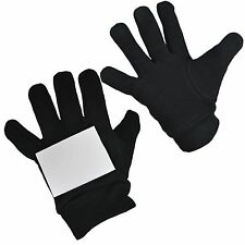 Quality Gloves with Hook and Loop backing - made for a Stormtrooper  - from UK