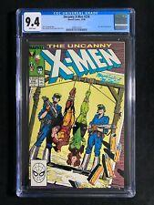 Uncanny X-Men #236 CGC 9.4 (1988) - Ms. Marvel appearance