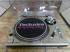 TECHNICS SL 1200mk2  PROFESSIONAL DIRECT DRIVE TURNTABLE + TECHNICS HEADSHELL