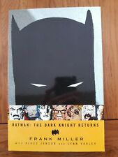 BATMAN THE DARK KNIGHT RETURNS FRANK MILLER GRAPHIC NOVEL BEAUTIFUL CONDITION