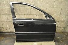 VOLVO S60 -2009 V70 -2007 FRONT OFF / DRIVER / RIGHT SIDE DOOR COLOR BLACK
