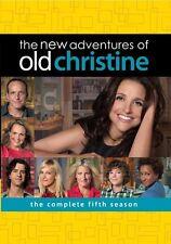 THE NEW ADVENTURES OF OLD CHRISTINE: SEASON 5 - Region Free DVD - Sealed
