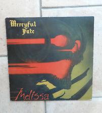 MERCYFUL FATE LP RR9898 Holand 1983 Melissa RARE Heavy Metal KING DIAMOND