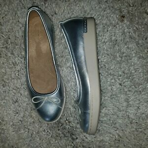 Clarcs lether shoes