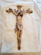 Giuseppe Armani Figurine Renaissance Crucifix, 1017Tlimited Edition