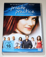 PRIVATE PRACTICE - KOMPLETTE ZWEITE STAFFEL - EXTENDED EDITION 6 DVDs - SEASON 2
