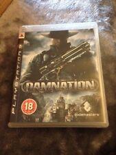 Damnation PS3 Playstation 3 **FREE UK POSTAGE**