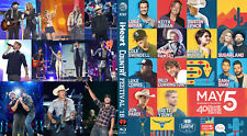 2018 iHeart Country Music Festival Blu Ray(TV Special With No Commercials!)