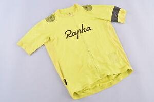 Rapha Pro Team Jersey Men's Large Short Sleeve Full Zip Century Road Club