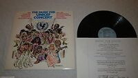 Music for Unicef Concert-A Gift of Music (1979) Abba, Bee Gees, Rita Cool.. [LP]