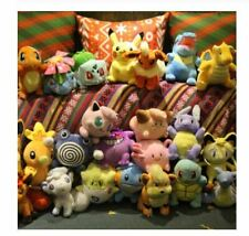 Pokemon JUMBO  Plush Toy Cute  Stuffed Pillow Doll Gift 8 - 30 cm 41 Model