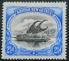More details for british new guinea/papua 1901 two and a halfpence sg 12 mint