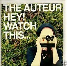 (829O) The Auteur, Hey! Watch This - DJ CD
