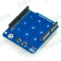 TouchPad Shield Touch Shield For Arduino