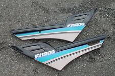 YAMAHA FJ1200 FJ 1200 PAIR OF SIDE PANELS