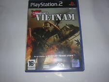 Playstation 2 conflict : vietnam   PS2