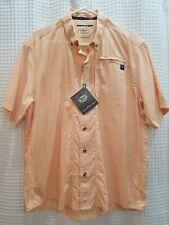 TrueFlies Bokeelia SS Shirt Hibiscus II Lightweight Fly Fishing Shirt NWT