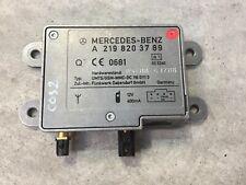 Mercedes W164 ML-Class W219 CLS-Class Phone Antenna Amplifier A2198203789 ROB