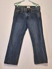 Men's ENERGIE Pharrell Straight Fit Jeans 34x27 worn-out d-stressed Excellent
