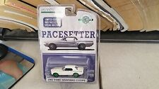 Greenlight '67 FORD MUSTANG COUPE INDY PACESETTER SPECIAL 1/64 GREENLIGHT 30161