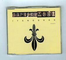 2 TRACK PROMO CD MAXI SINGLE DEPECHE MODE IT'S NO GOOD