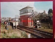 PHOTO  DYCE RAILWAY STATION & SIGNAL BOX