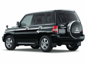 Mitsubishi Montero Pajero  2001-2003 - Service Manual eBook  -Fast Shipping-