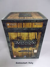 ASSASSIN'S CREED 4 IV BLACK FLAG BUCCANEER COLLECTOR'S EDITION - PS3 - NUOVO NEW