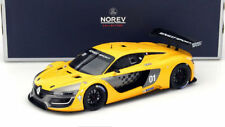 Norev 2015 Renault Sport R.S. #01 Presentation Car Yellow 1:18*Last One! RARE!!