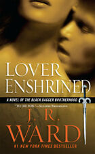 The Black Dagger Brotherhood #6: Lover Enshrined by J. R. Ward (2008, MM PB)
