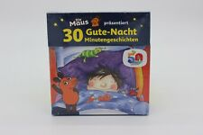 50 Jahre die Maus 30 gute Nacht Minutengeschichten