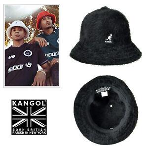 Kangol Furgora Casual Iconic Angora Fur Felt Embroidered Comfortable Bucket Hat