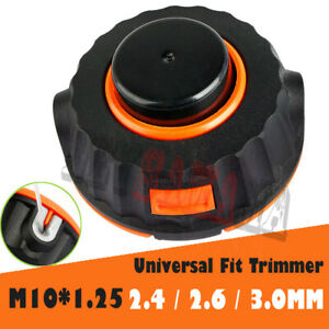 P25 M10*1.25 Trimmer Head Strimmer Line Fits Flymo McCulloch Partner 5310250-0
