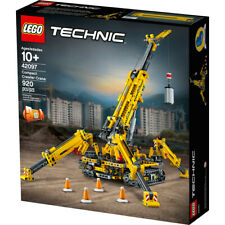 Lego Technic Compact Crawler Crane Building Set - 42097