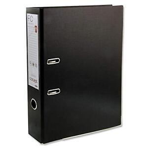 A4 PP Lever Arch File - Black