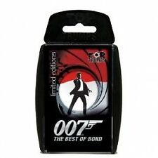 P4067 Winning Moves - James Bond 007 Top TRUMPS Card Game