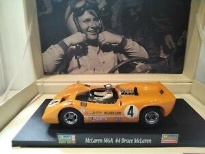 Revell 1/32 Slot Car Limited Edition McLaren M6A #4 Bruce McLaren  Mint