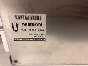 2008-2010 Infiniti G37 Coupe Hicas Control Module Unit 28505-JK50B OEM 10307