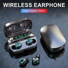 NEW Bluetooth 5.0 Headset TWS Wireless Earphones Mini Earbuds Stereo Headphones