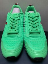 Tommy Hilfiger tmVion Casual Shoes Men's Size 11.5 Medium Green Sy