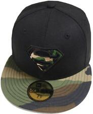 New Era Superman Camo Marvel DC Cap 59fifty Fitted Special Limited Edition