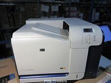 HP Color LaserJet CP3525N Farblaserdrucker Netzwerk DIN A4 USB EXCL MAGENTA CYAN
