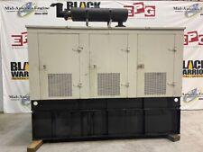 130 Kw Generac Diesel Generator Set Load Bank Tested Makes Voltage