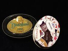 Disney 2004 Cast Member Exclusive 1955 Replica Name Tag Badge Pin LE3000 RARE