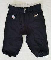 #50 of New Orleans Saints NFL Game Issued Worn Football Pants - Size 34 Short