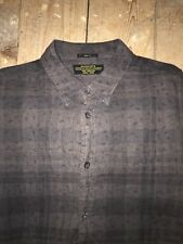 All Saints Mens Shirt Medium Paisley