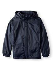 Wonder Nation Boys 4-18 School Uniform Jacket with Removable Hood Xl 14-16